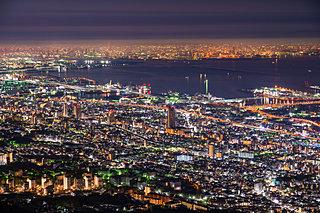 関西人なら知っておきたい!大阪近郊の絶景夜景スポット