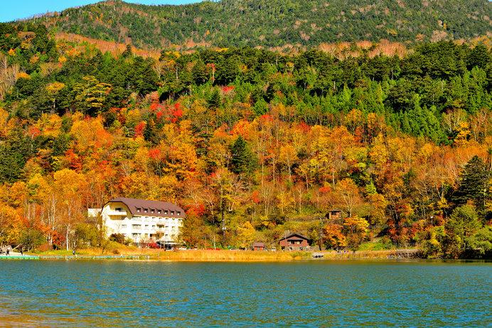 爽やかな秋の空気を満喫♪湖畔散策へ~東日本編~
