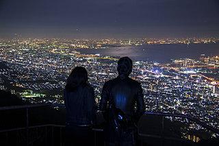 ドライブで夜景を楽しもう!関西エリアのおすすめスポット4選