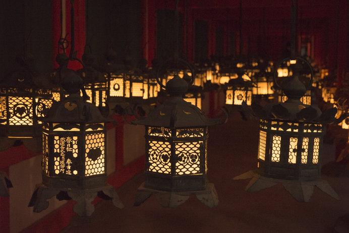 2月3日は節分の日♪万燈籠や焼嗅がし、豆まき式を楽しもう