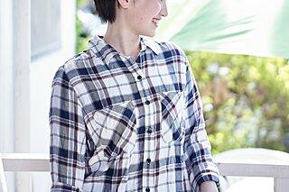 秋服の定番「ネルシャツ」の上手な着こなし方3つのコツ
