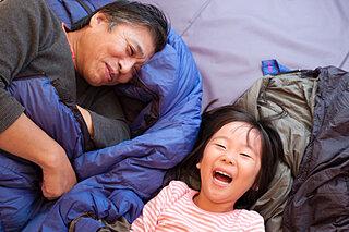 季節ごとに寝袋を使い分けよう!快適に眠るためのシュラフの選び方